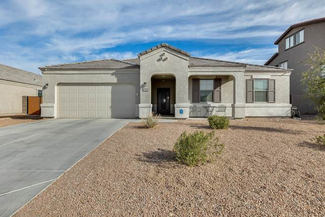 30590 W Whitton Avenue, Buckeye, AZ 85396 (MLS #6164203) :: Devor Real Estate Associates