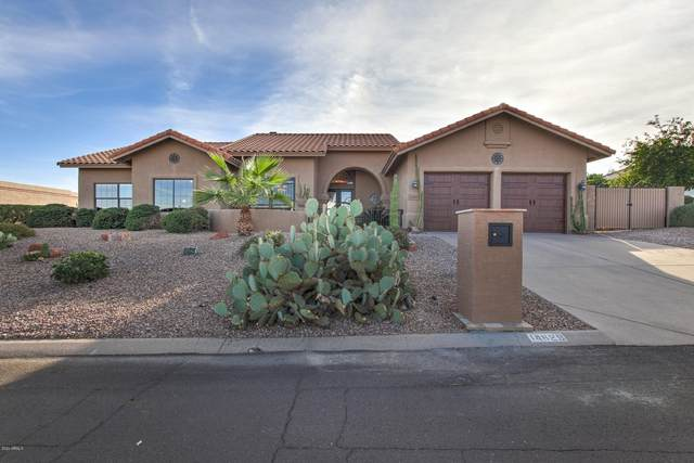14829 E Cerro Alto Drive, Fountain Hills, AZ 85268 (MLS #6164205) :: The Laughton Team