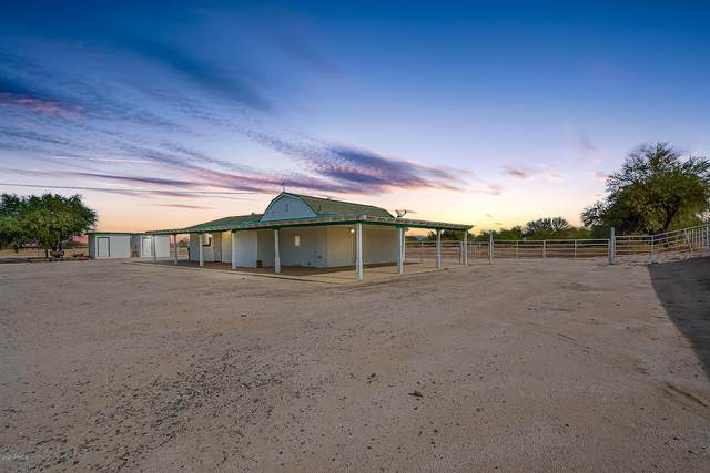 75 N Bowling Road, Florence, AZ 85132 (MLS #6164209) :: The Carin Nguyen Team