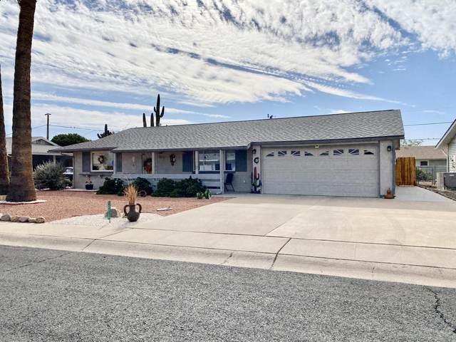 10029 W Palmer Drive, Sun City, AZ 85351 (MLS #6164261) :: Power Realty Group Model Home Center