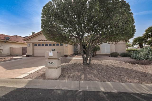 10401 E Chestnut Drive, Sun Lakes, AZ 85248 (MLS #6164270) :: Long Realty West Valley