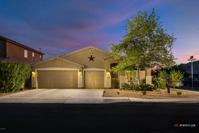 46175 W Amsterdam Road, Maricopa, AZ 85139 (MLS #6164275) :: Yost Realty Group at RE/MAX Casa Grande