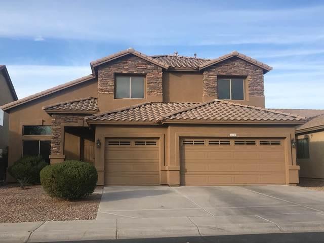 46040 W Morning View Lane, Maricopa, AZ 85139 (MLS #6164281) :: Brett Tanner Home Selling Team