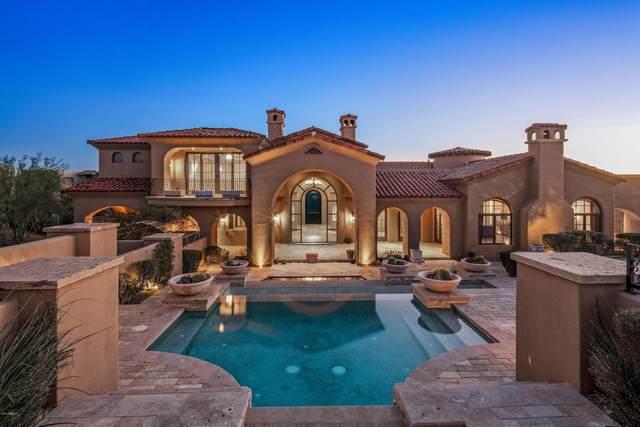 9278 E Andora Hills Drive, Scottsdale, AZ 85262 (MLS #6164289) :: Service First Realty