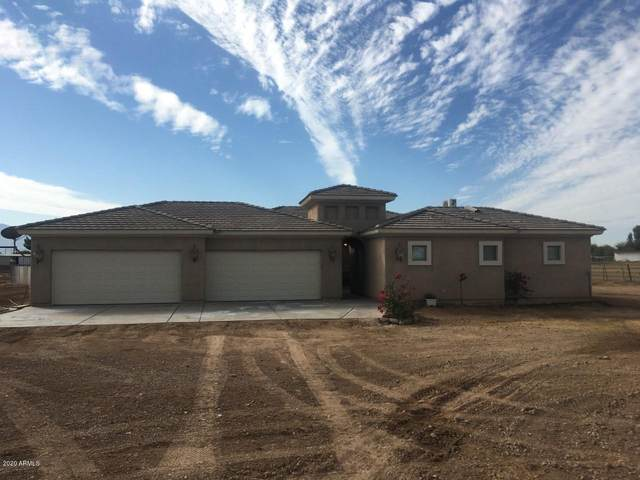 2906 S 108TH Drive, Tolleson, AZ 85353 (MLS #6164291) :: BVO Luxury Group