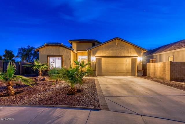25683 W Globe Avenue, Buckeye, AZ 85326 (MLS #6164307) :: REMAX Professionals