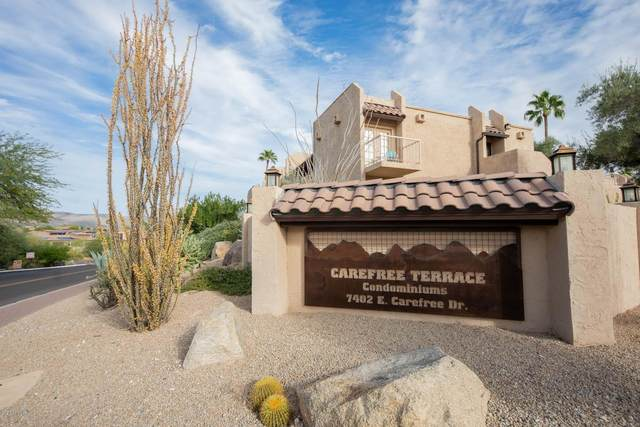 7402 E Carefree Drive #111, Carefree, AZ 85377 (MLS #6164310) :: The Property Partners at eXp Realty
