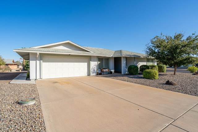 17803 N 134TH Drive, Sun City West, AZ 85375 (MLS #6164328) :: Brett Tanner Home Selling Team