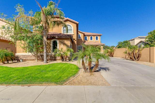 4474 E Tanzanite Lane, San Tan Valley, AZ 85143 (MLS #6164330) :: The Luna Team
