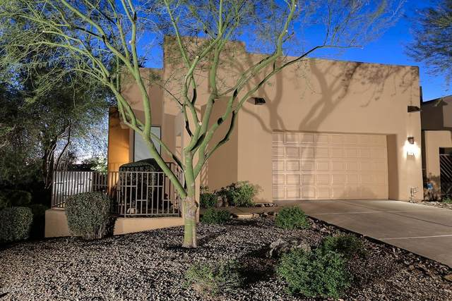 17025 E La Montana Drive E #129, Fountain Hills, AZ 85268 (MLS #6164337) :: The Laughton Team