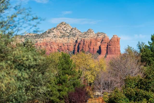 5 Rockridge Lot 42 Drive, Sedona, AZ 86336 (MLS #6164344) :: Keller Williams Realty Phoenix
