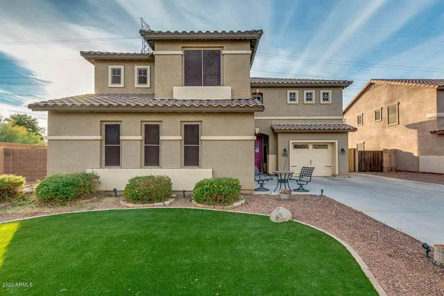 2102 N 120TH Drive, Avondale, AZ 85392 (MLS #6164354) :: Devor Real Estate Associates