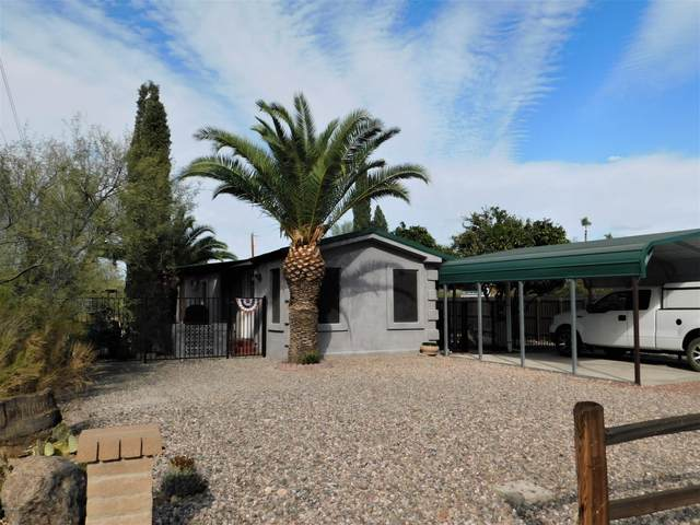 362 W Monte Vista Drive, Queen Valley, AZ 85118 (MLS #6164361) :: The Laughton Team