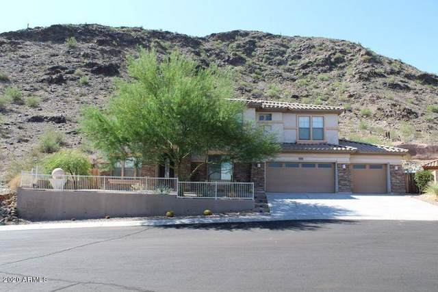 16006 S 29th Avenue, Phoenix, AZ 85045 (MLS #6164379) :: Keller Williams Realty Phoenix