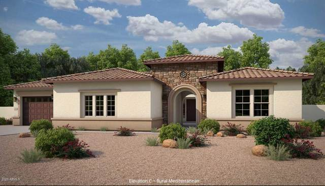 22906 E Maya Road, Queen Creek, AZ 85142 (MLS #6164385) :: The Laughton Team