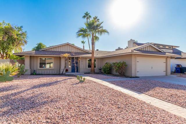 4617 W Mercury Way, Chandler, AZ 85226 (MLS #6164392) :: Keller Williams Realty Phoenix