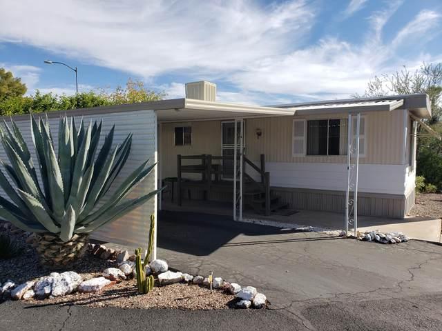 1855 W Wickenburg Way #52, Wickenburg, AZ 85390 (MLS #6164417) :: Maison DeBlanc Real Estate
