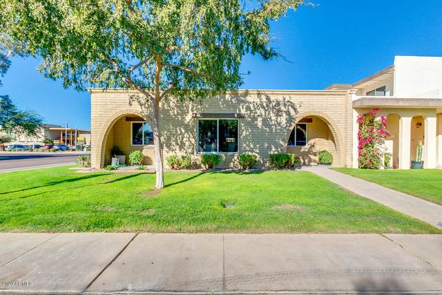 8204 E Berridge Lane, Scottsdale, AZ 85250 (MLS #6164425) :: Maison DeBlanc Real Estate