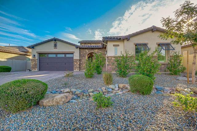 7517 S Quinn Court, Gilbert, AZ 85298 (MLS #6164433) :: John Hogen | Realty ONE Group