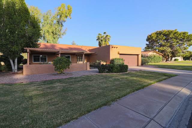 1192 Leisure World, Mesa, AZ 85206 (MLS #6164434) :: Brett Tanner Home Selling Team