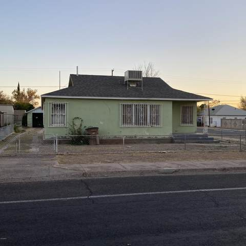 1101 E 6th Street Street, Douglas, AZ 85607 (MLS #6164437) :: The Laughton Team