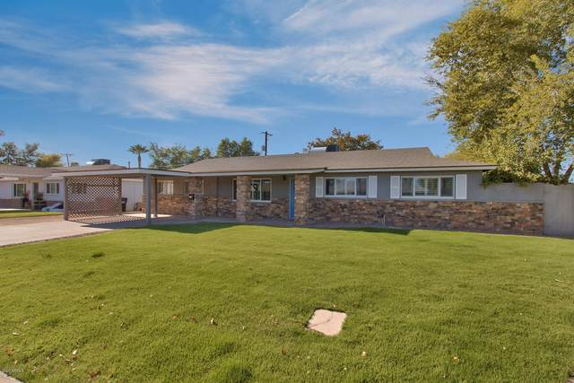3520 N 62ND Place, Scottsdale, AZ 85251 (MLS #6164439) :: The Riddle Group
