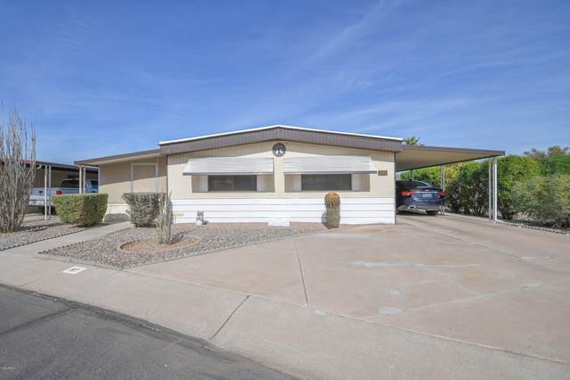 2100 N Trekell Road #83, Casa Grande, AZ 85122 (MLS #6164477) :: BVO Luxury Group
