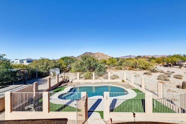 33116 N 67TH Street, Cave Creek, AZ 85331 (MLS #6164478) :: Service First Realty