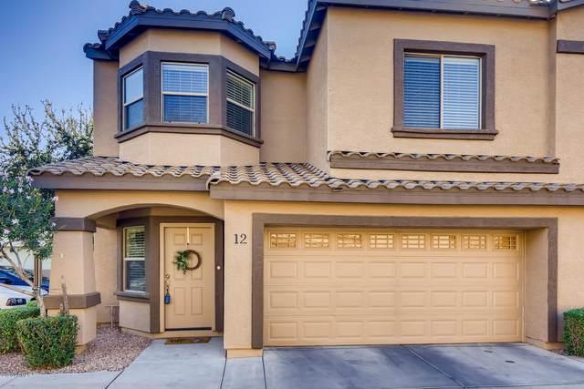 3006 N 37TH Street #12, Phoenix, AZ 85018 (MLS #6164492) :: BVO Luxury Group