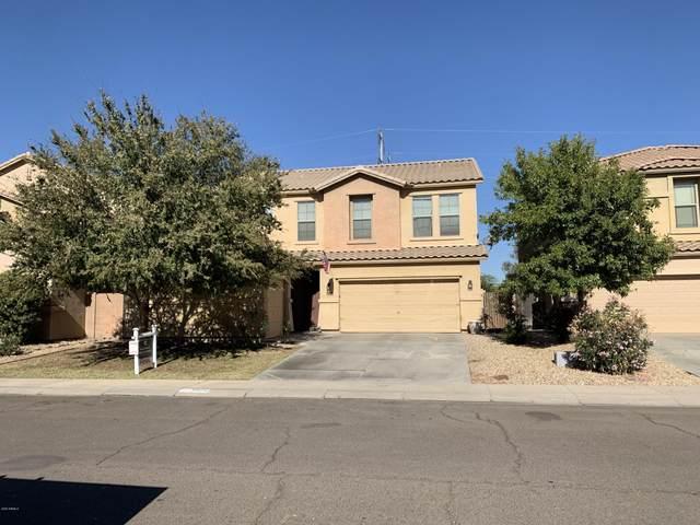9926 W Raymond Street, Tolleson, AZ 85353 (MLS #6164493) :: Long Realty West Valley