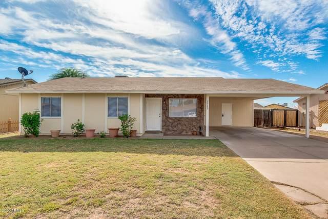 2445 E Baltimore Street, Mesa, AZ 85213 (MLS #6164499) :: Long Realty West Valley