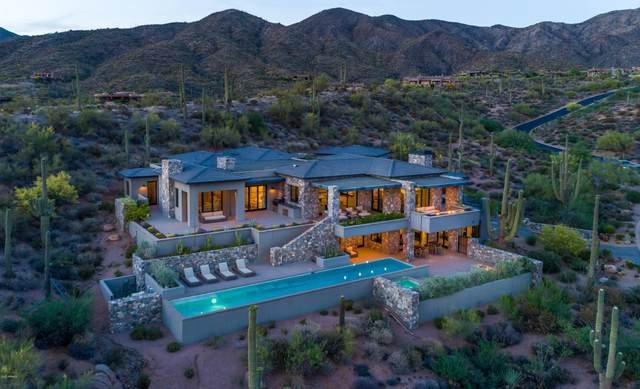 9886 E Sterling Ridge Road, Scottsdale, AZ 85262 (MLS #6164506) :: Devor Real Estate Associates