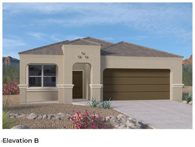 164 N 190TH Drive, Buckeye, AZ 85326 (MLS #6164516) :: Kepple Real Estate Group