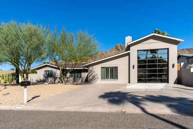 7632 N 22ND Place, Phoenix, AZ 85020 (MLS #6164520) :: Long Realty West Valley