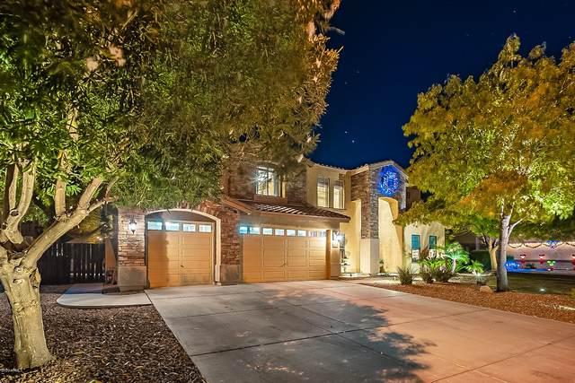 4129 E Lafayette Avenue, Gilbert, AZ 85298 (MLS #6164521) :: Homehelper Consultants