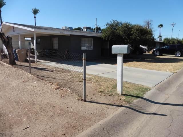 1011 E Watkins Street #3, Buckeye, AZ 85326 (MLS #6164524) :: The Carin Nguyen Team
