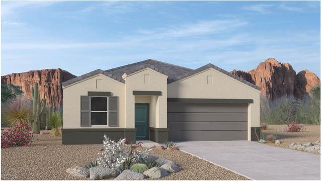136 N 190TH Drive, Buckeye, AZ 85326 (MLS #6164525) :: Kepple Real Estate Group
