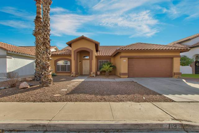 719 W Palo Verde Street, Gilbert, AZ 85233 (MLS #6164529) :: BVO Luxury Group