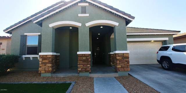 22457 E Via Del Verde, Queen Creek, AZ 85142 (MLS #6164538) :: The Kurek Group
