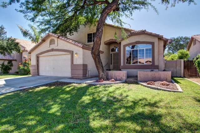 1571 S Monterey Street, Gilbert, AZ 85233 (MLS #6164570) :: BVO Luxury Group