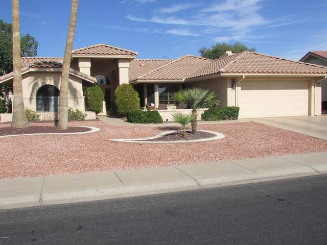 13606 W Gable Hill Drive, Sun City West, AZ 85375 (MLS #6164580) :: Long Realty West Valley