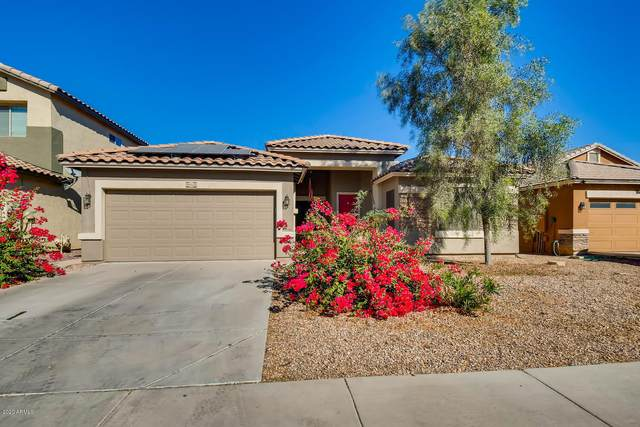 46024 W Sky Lane, Maricopa, AZ 85139 (MLS #6164588) :: The Laughton Team