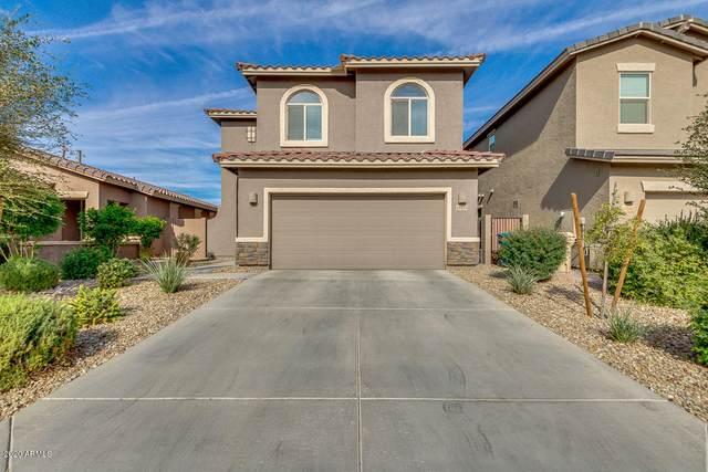 19810 W Woodlands Avenue, Buckeye, AZ 85326 (MLS #6164600) :: Devor Real Estate Associates
