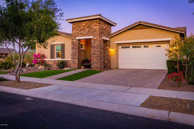 4933 N 207TH Lane, Buckeye, AZ 85396 (MLS #6164604) :: Power Realty Group Model Home Center