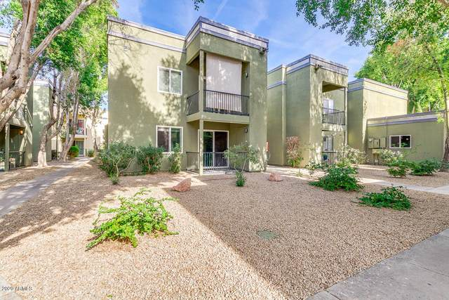 740 W Elm Street #113, Phoenix, AZ 85013 (MLS #6164607) :: The Carin Nguyen Team