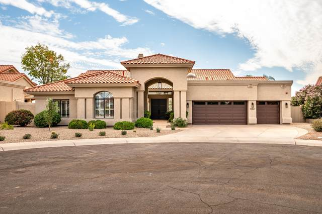 10867 E Bella Vista Drive, Scottsdale, AZ 85259 (MLS #6164614) :: The Laughton Team