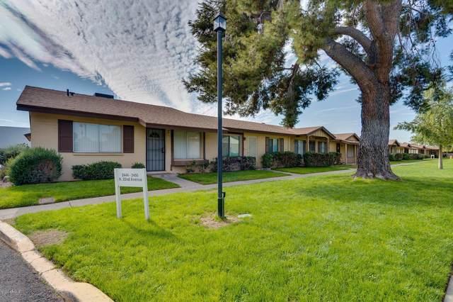 2446 N 22nd Avenue, Phoenix, AZ 85009 (MLS #6164615) :: Maison DeBlanc Real Estate