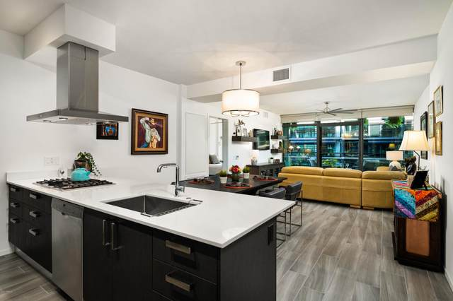 7120 E Kierland Boulevard #601, Scottsdale, AZ 85254 (MLS #6164626) :: The Daniel Montez Real Estate Group