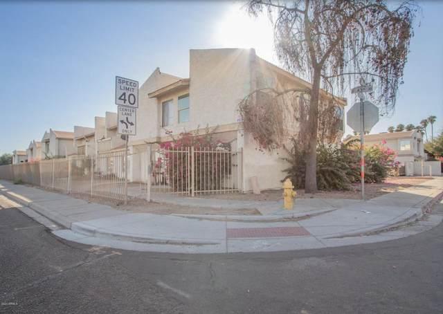 3840 N 43RD Avenue #9, Phoenix, AZ 85031 (MLS #6164630) :: Walters Realty Group