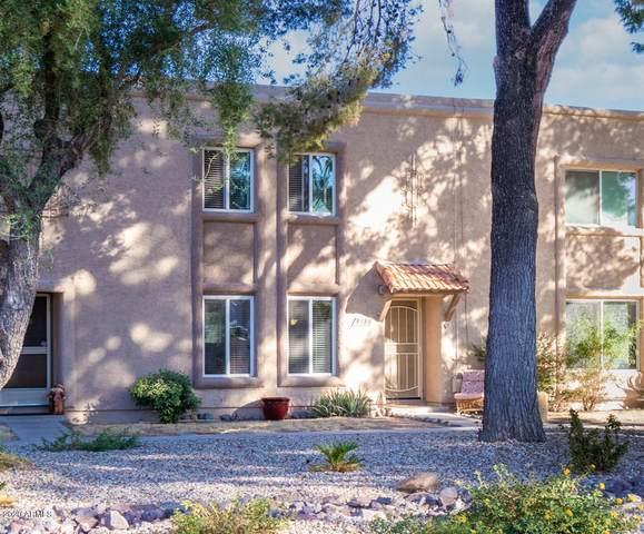 8388 E Solano Drive, Scottsdale, AZ 85250 (MLS #6164635) :: Maison DeBlanc Real Estate